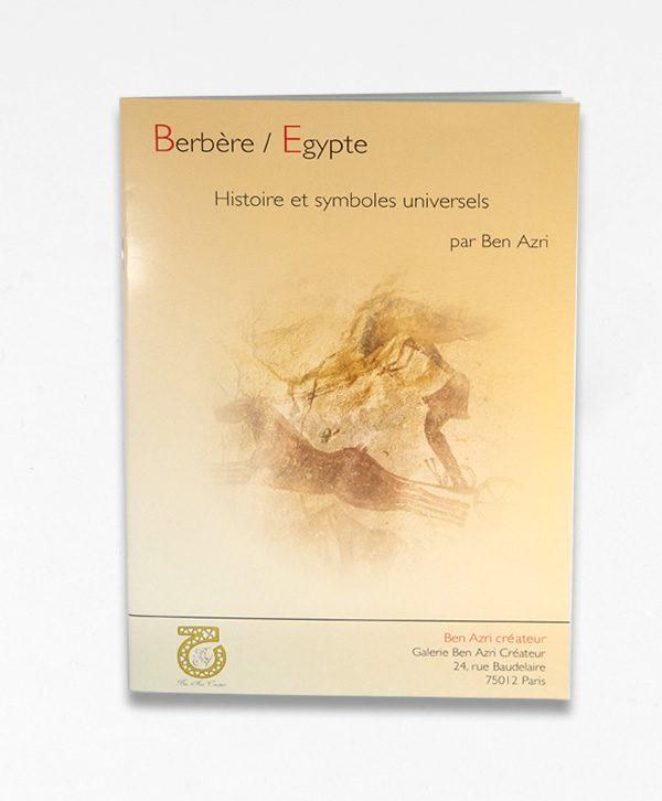 ben-azri-livret-berbere-egypte-histoire et symboles universels