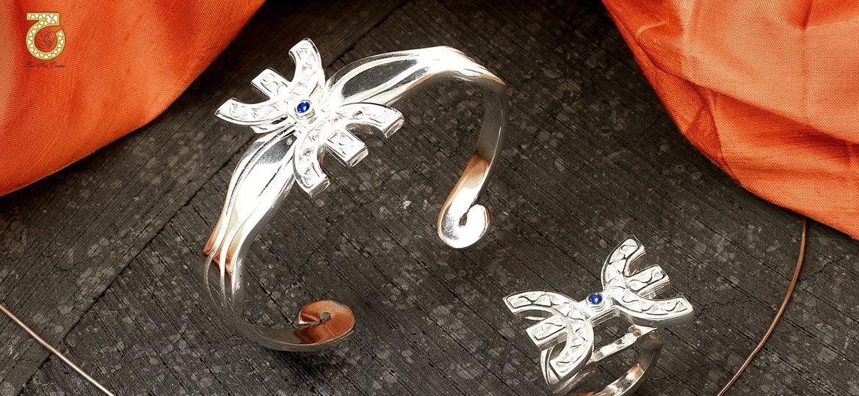 Entretien et nettoyage de bijoux en argent - Ben AZRI