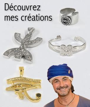 Accès boutique bijoux Ben Azri