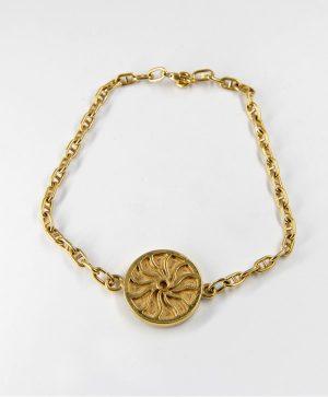 Bracelet Chaine - Amour - Or - Ben Azri