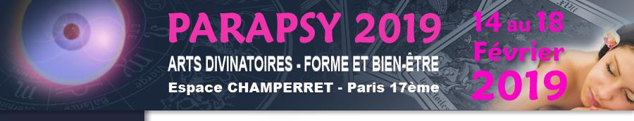 Salon Parapsy 2019 Espace Champerret Paris 17ème