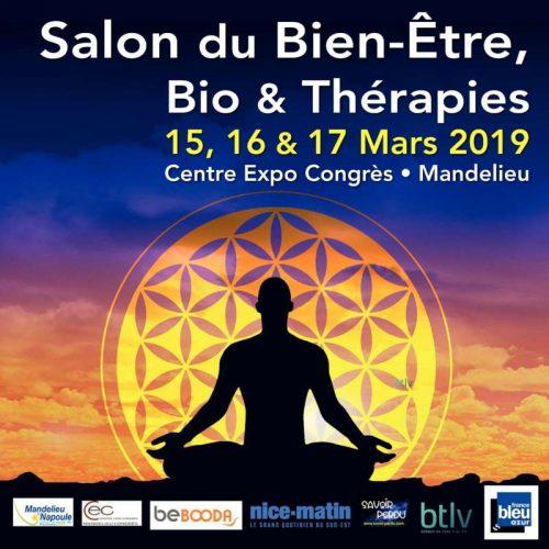salon du Bien-Etre Bio & thérapie Mandelieu 2019