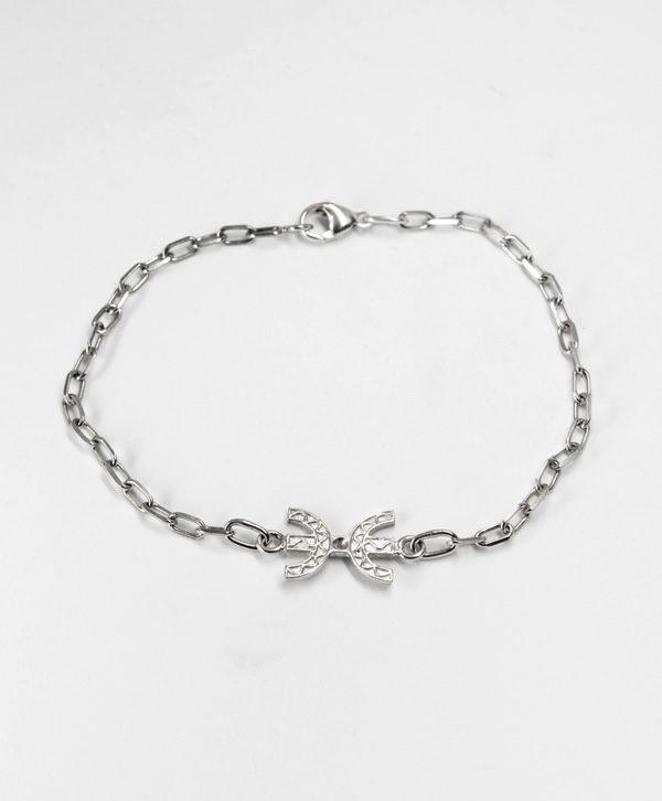 Bracelet Chaine Romantique - Liberté - Argent - Ben Azri