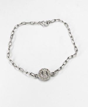 Bracelet Chaine Romantique - Protection - Argent - Ben Azri