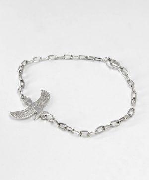 Bracelet Chaine - Isis – Méditation - Or - Ben Azri