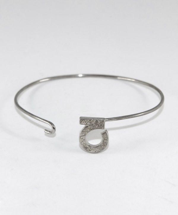 Bracelet Jonc Couture - Optimisme - Argent - Ben Azri
