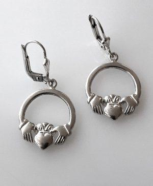 boucle-oreille-celtique-argent-ben-azri