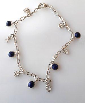 bracelet-chaine-breloque-6e-argent-ben-azri