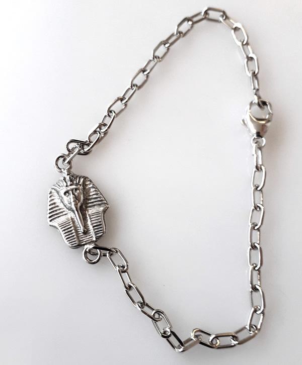 bracelet-chaine-toutankhamon-argent-ben-azri