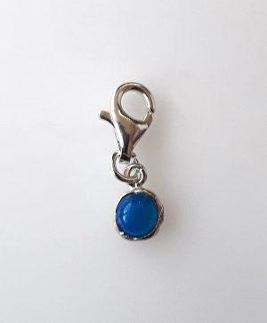 charms-pierre-agathe-bleue-argent-ben-azri